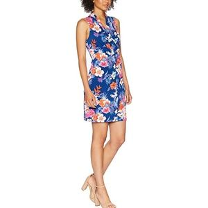 Tommy Bahama Mira Dora Tropical Dress Small 4-6